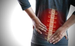 Le cause della lombalgia