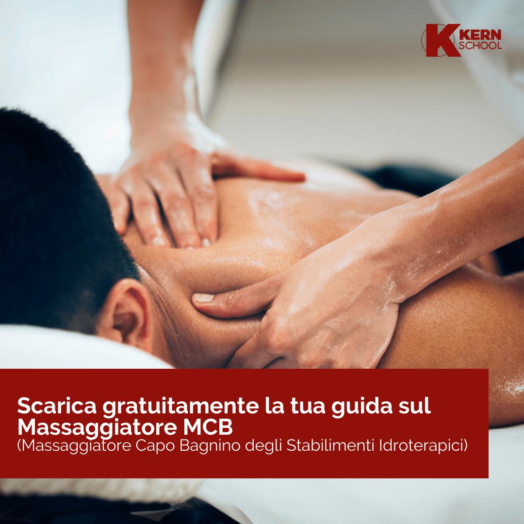 guida facebook massaggiatore mcb